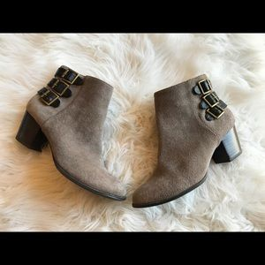 Sole Society Size 7.5 Brown Terilyn Boots